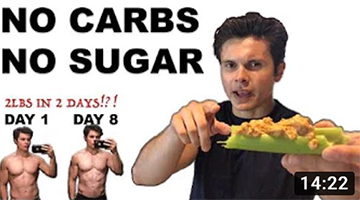 Quit Carbs & Sugar For 7 DAYS | My Experience
