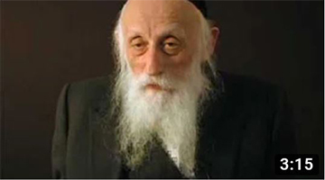 Rabbi Dr. Abraham Twerski On Purpose