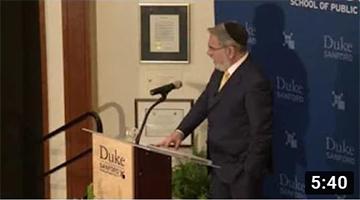Rabbi Sacks on Political Correctness and Safe Spaces