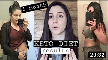 SHOCKING RESULTS after ONE MONTH of VEGAN KETO