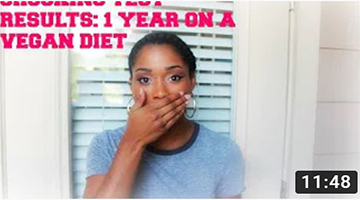 SHOCKING TEST RESULTS after 1 year on a VEGAN DIET: CHANGES & EXPERIENCES!!!