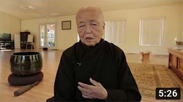 Sister Chan Khong on Anger and Closing the circle of suffering