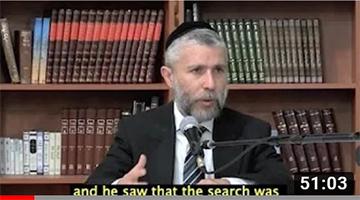 The Secret to Living a Balanced Life – Rabbi Zamir Cohen