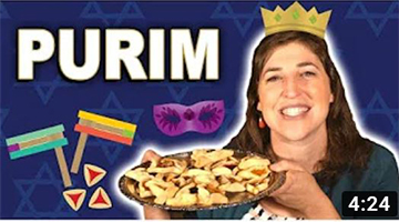 The Story of Purim || Mayim Bialik