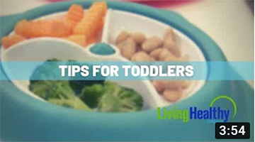 Toddler Nutrition | Living Healthy Chicago
