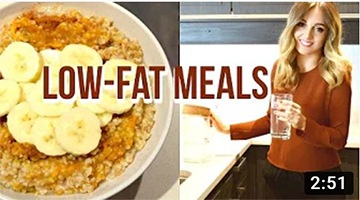 WHAT TO EAT TO LOSE WEIGHT? LOW FAT VEGAN MEAL IDEAS – Melissa Alexandria