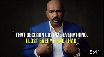 WHEN LIFE BREAKS YOU | Steve Harvey Motivational Speech On Success