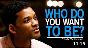 WHO DO YOU WANT TO BE? – Best Motivational Video for Students & Success in Life