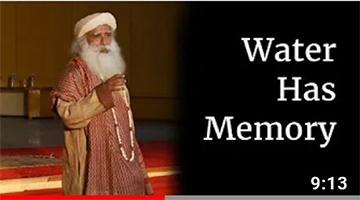 Water Has Memory – Sadhguru at IIT Madras (Part V)