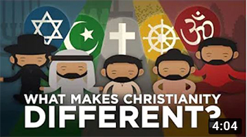 What Makes Christianity Different from Other Religions?   Illuminate Ep 3