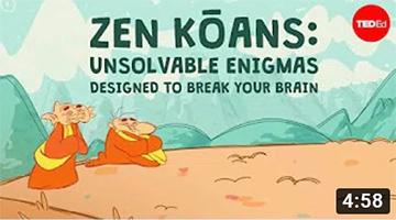 Zen kōans: unsolvable enigmas designed to break your brain – Puqun Li